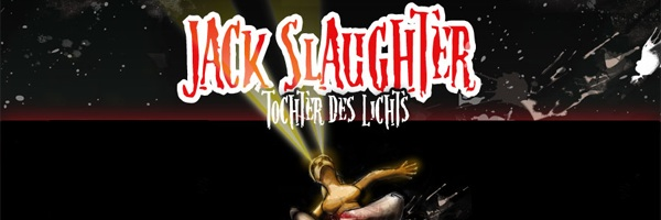 Jack Slaughter - Die Hörspiel Horror Sitcom gratis anhören