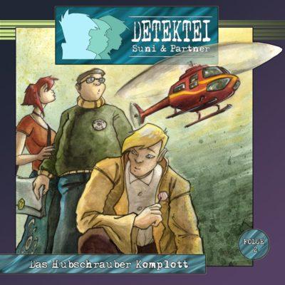 Detektei Suni & Partner (02) – Das Hubschrauber-Komplott