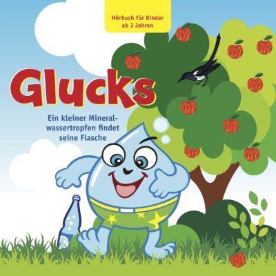 Glucks – Ein kleiner Mineralwassertropfen findet seine Flasche