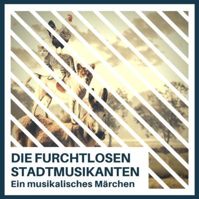 Die furchtlosen Stadtmusikanten | SWR2 Spielraum Hörspiel
