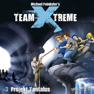 Team X-treme (03) – Projekt Tantalus
