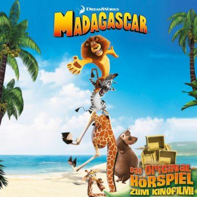 Madagascar – Das Original-Hörspiel zum Film