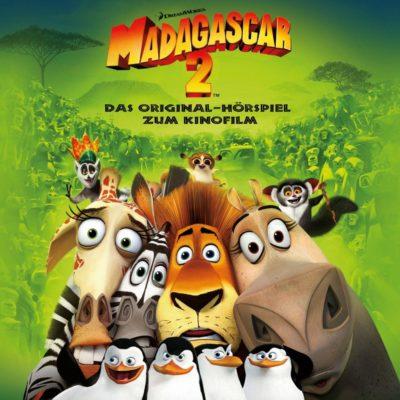 Madagascar 2 – Das Original-Hörspiel zum Film