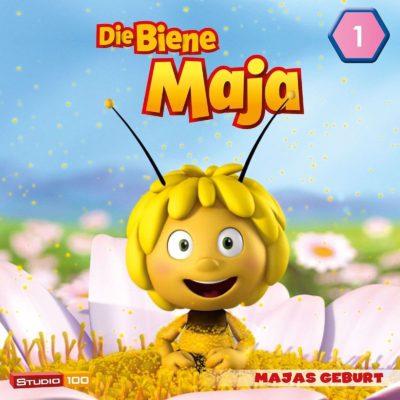 Die Biene Maja (01) – Majas Geburt