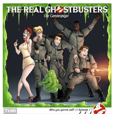 The Real Ghostbusters (01) – Die Geisterjäger (1/2)