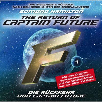 Captain Future (01) – Die Rückkehr von Captain Future