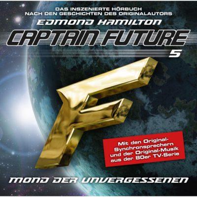 Captain Future (05) – Mond der Unvergessenen
