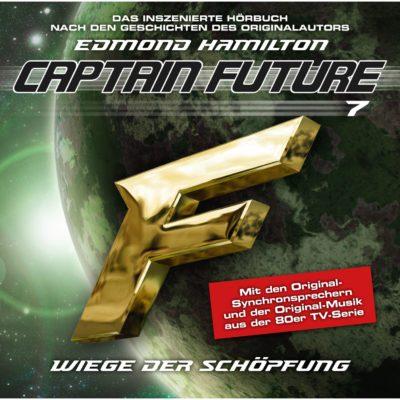 Captain Future (07) – Wiege der Schöpfung