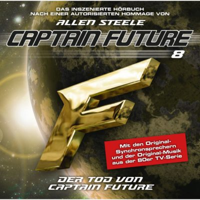 Captain Future (08) – Der Tod von Captain Future