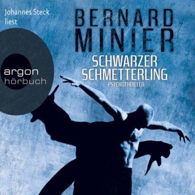 Bernard Minier – Schwarzer Schmetterling
