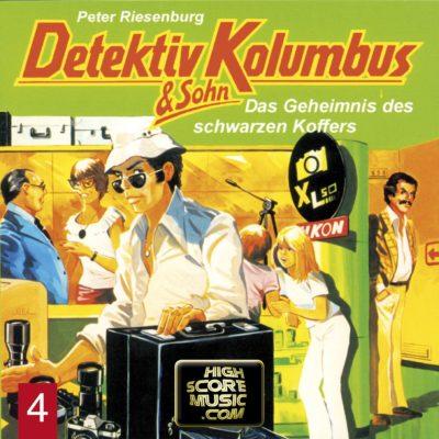 Detektiv Kolumbus & Sohn (04) – Das Geheimnis des schwarzen Koffers