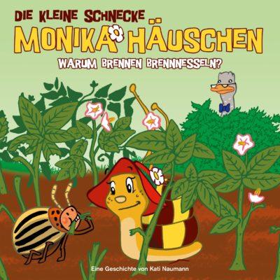 Monika Häuschen (12) – Warum stechen Mücken?