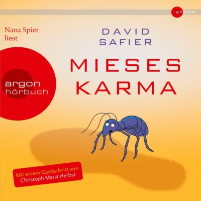 David Safier – Mieses Karma