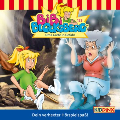 Bibi Blocksberg (123) – Oma Grete in Gefahr
