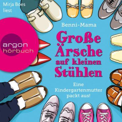 Große Ärsche auf kleinen Stühlen – Eine Kindergartenmutter packt aus!
