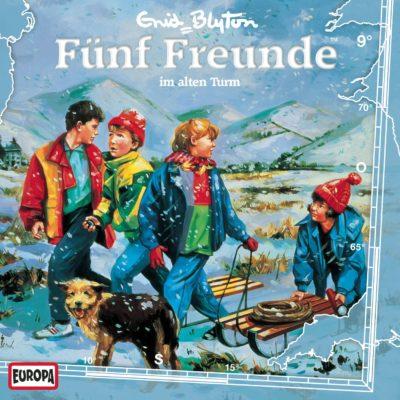 Fünf Freunde (09) – im alten Turm
