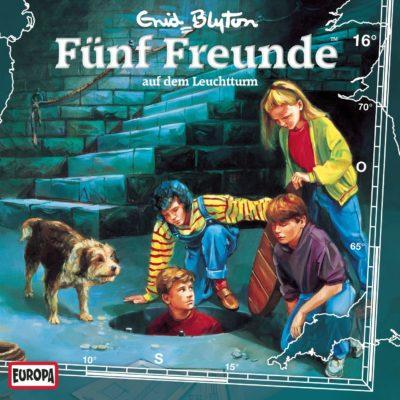 Fünf Freunde (16) – auf dem Leuchtturm