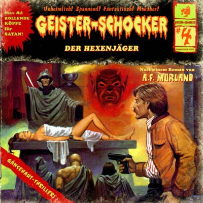 Geister-Schocker (04) – Der Hexenjäger