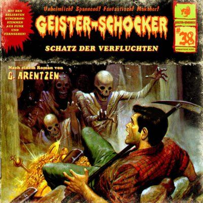 Geister-Schocker (38) – Schatz der Verfluchten