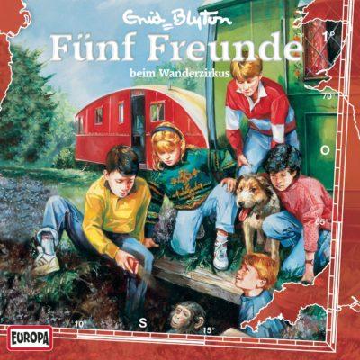 Fünf Freunde (01) – beim Wanderzirkus