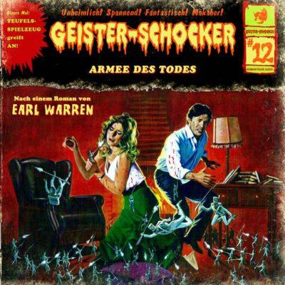 Geister-Schocker (12) – Armee des Todes