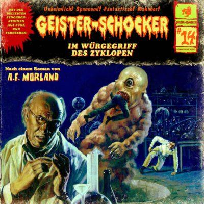 Geister-Schocker (14) – Im Würgegriff des Zyklopen