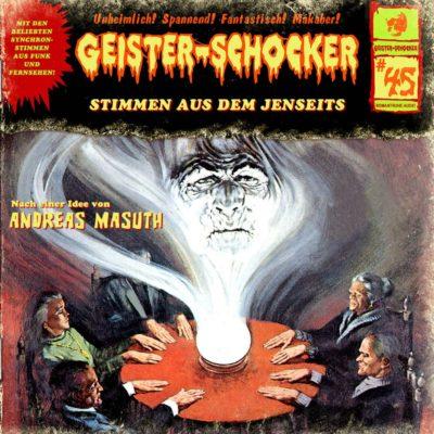 Geister-Schocker (45) – Stimmen aus dem Jenseits