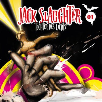 Jack Slaughter (01) – Tochter des Lichts