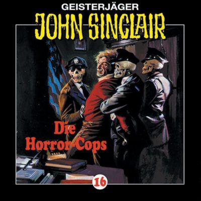 John Sinclair (16) – Die Horror-Cops (1/3)