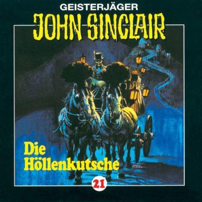 John Sinclair (21) – Die Höllenkutsche (1/2)