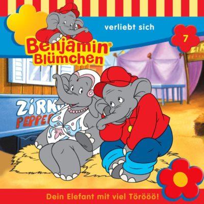 Benjamin Blümchen (07) – verliebt sich
