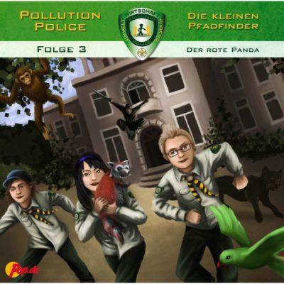 Pollution Police (03) – Der rote Panda
