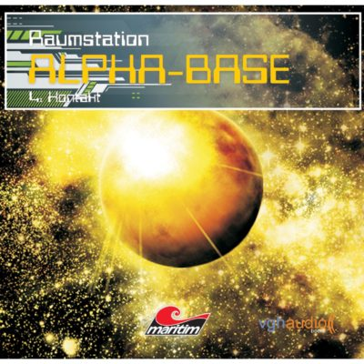 Raumstation Alpha Base (04) – Kontakt