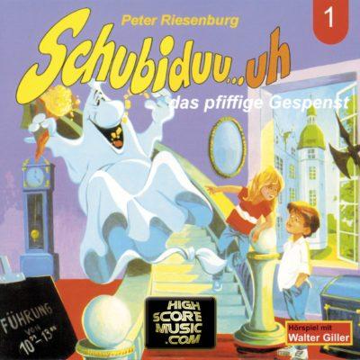 Schubiduu…uh (01) – Das pfiffige Gespenst
