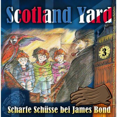 Scotland Yard (03) – Scharfe Schüsse bei James Bond