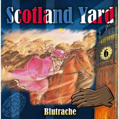 Scotland Yard (06) – Blutrache