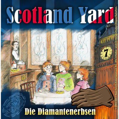 Scotland Yard (07) – Die Diamantenerbsen