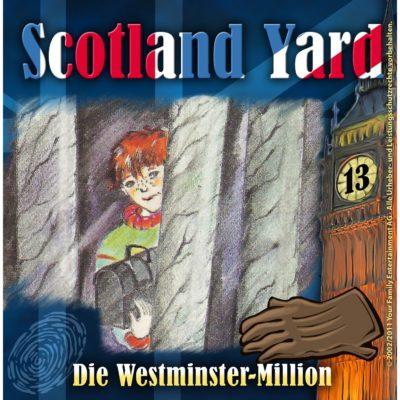 Scotland Yard (13) – Die Westminster-Million