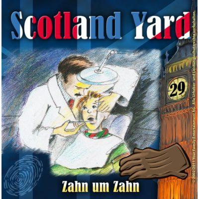 Scotland Yard (29) – Zahn um Zahn
