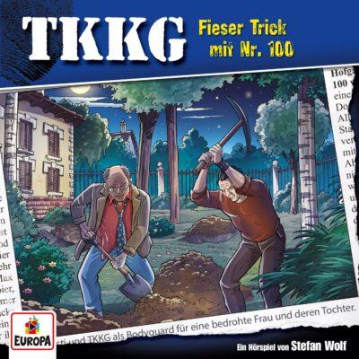 TKKG (100) – Fieser Trick mit Nr. 100