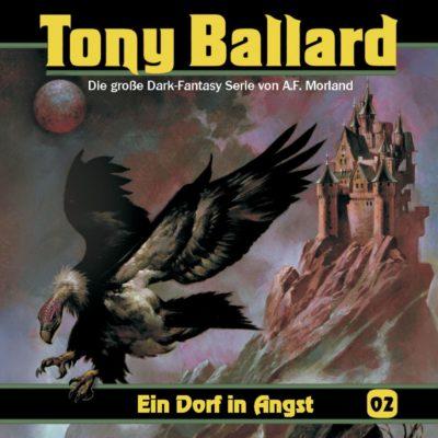 Tony Ballard (02) – Ein Dorf in Angst