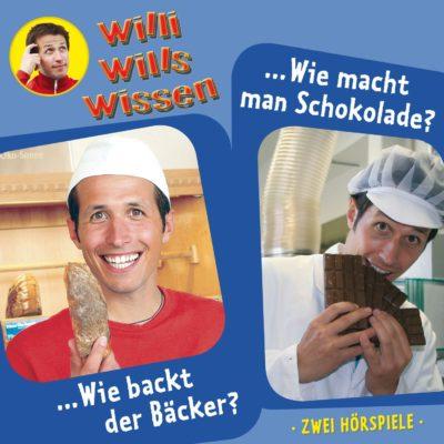 Willi wills wissen (01) – Wie backt der Bäcker