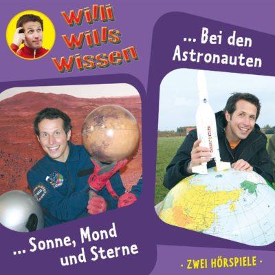 Willi wills wissen (04) – Sonne, Mond und Sterne