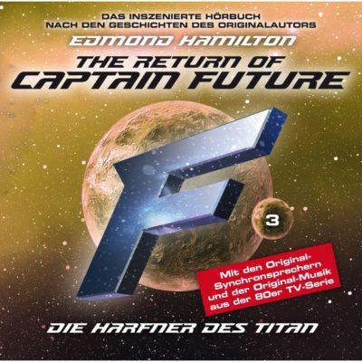 Captain Future (03) – Die Harfner des Titan