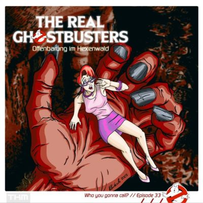 The Real Ghostbusters (33) – Offenbarung im Hexenwald (3)