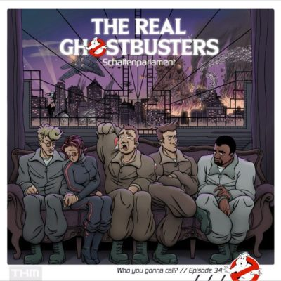 The Real Ghostbusters (34) – Schattenparlament (4)
