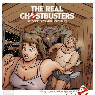 The Real Ghostbusters (35) – Der Schrecken von Landsbury