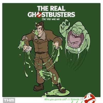 The Real Ghostbusters (03) – Die Vier wie wir