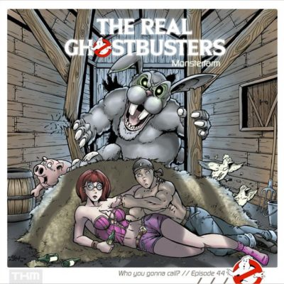 The Real Ghostbusters (44) – Monsterfarm