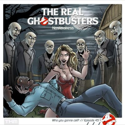 The Real Ghostbusters (45) – Nosferatress (2/2)